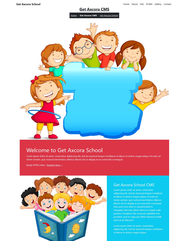 pembuatan website sekolah murah