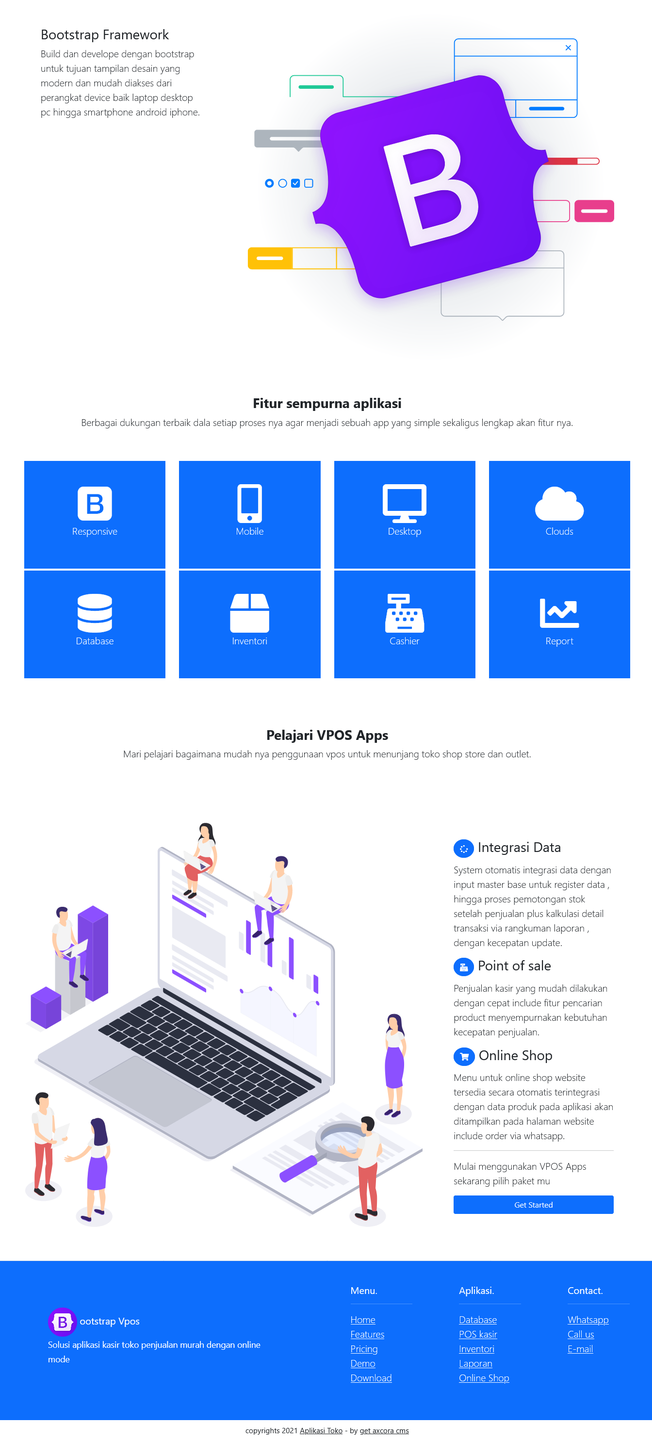 website template themes bootstrap gratis download free