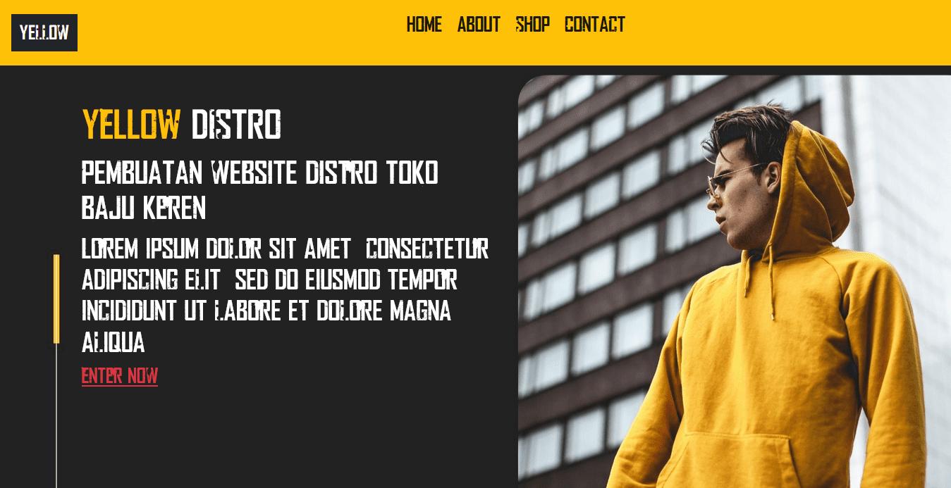 website distro
