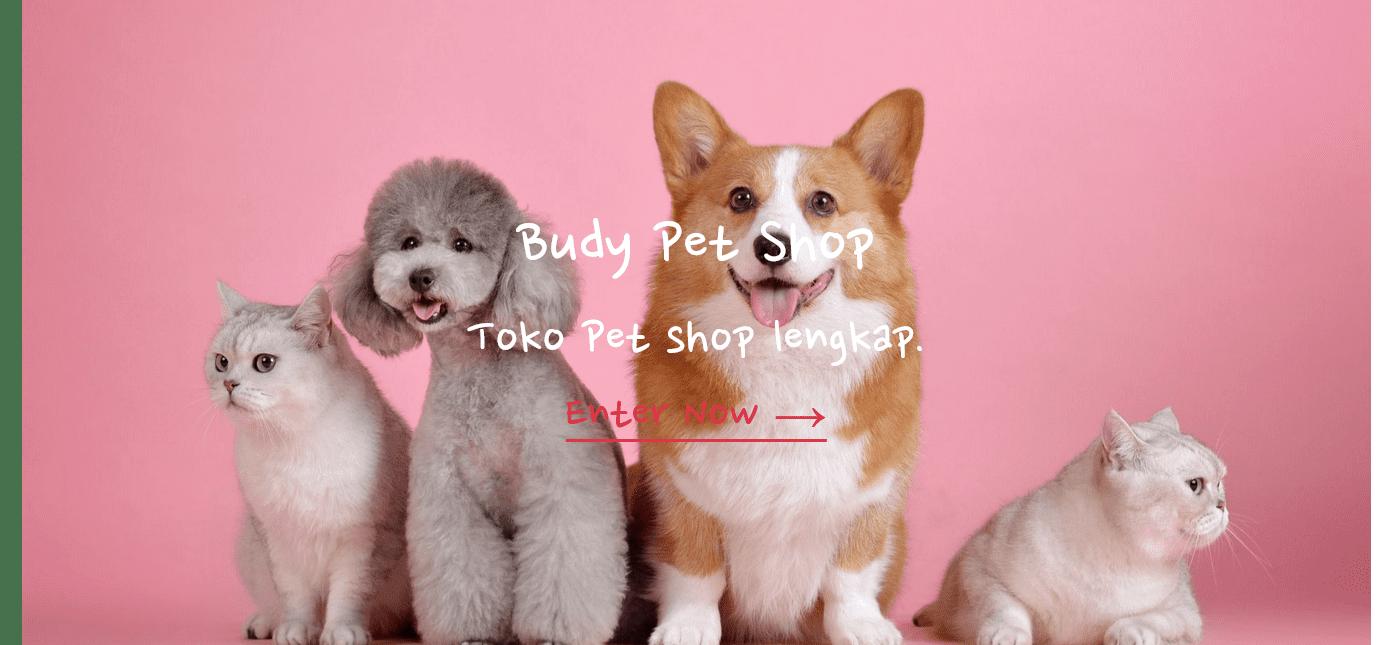 website pet shop