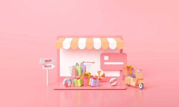 aplikasi toko minimarket shop